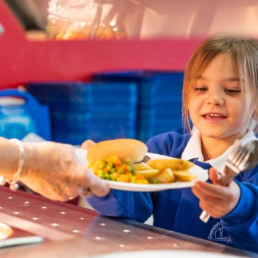 Whole School Letter – New Contract Caterer Appointed – AIP