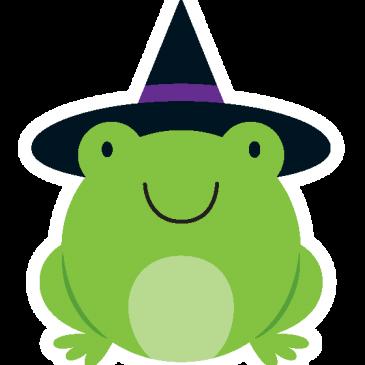 FroGS Halloween Disco!